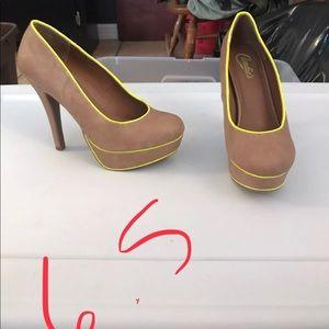 Size 6.5 Candies Heels